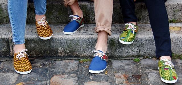 chaussures afrique