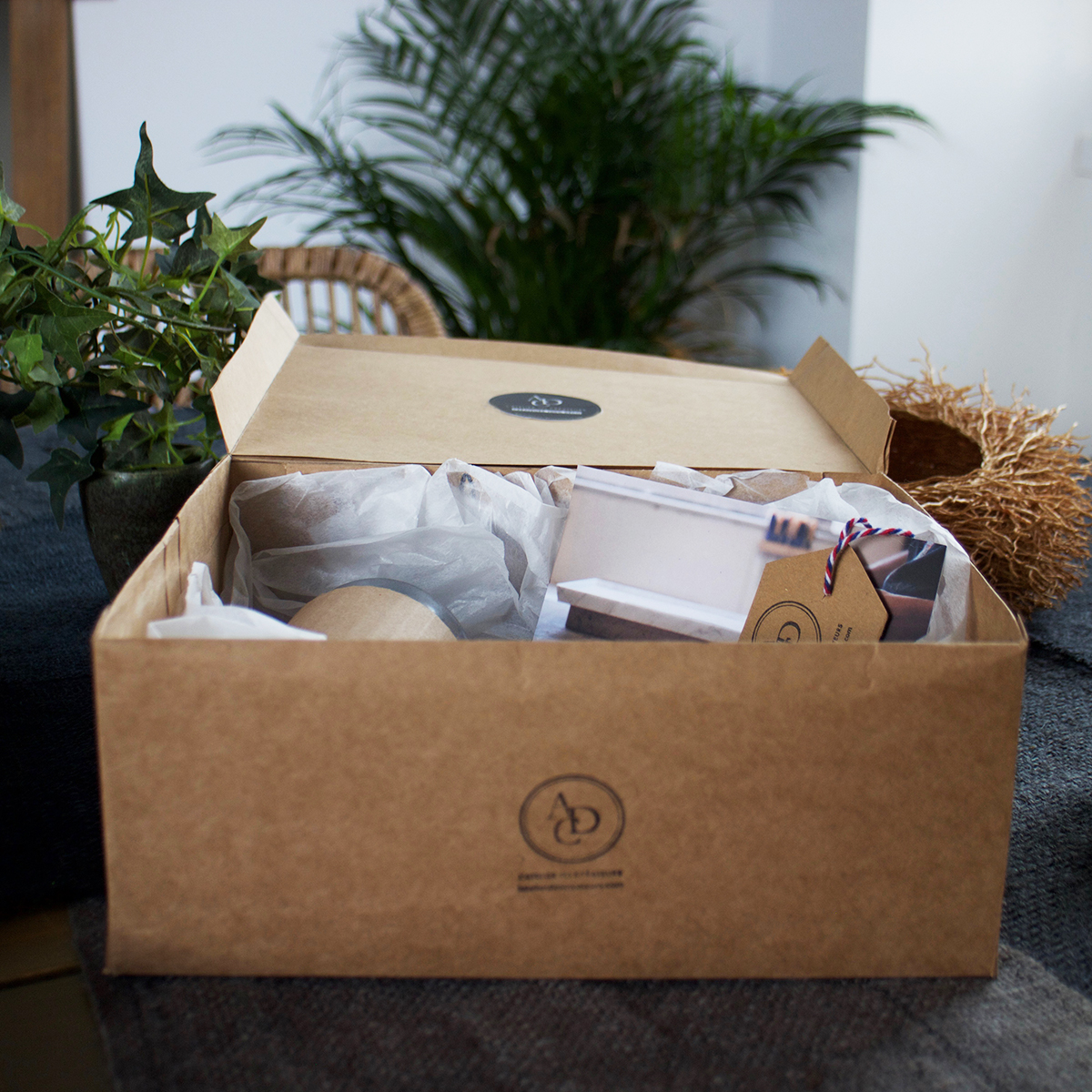 une box déco made in france ! | made french blog : le blog du